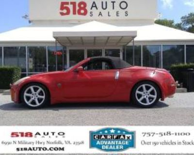 2004 Nissan 350Z Touring Roadster Auto