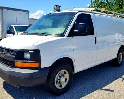 2009 Chevrolet Express 2500 Cargo