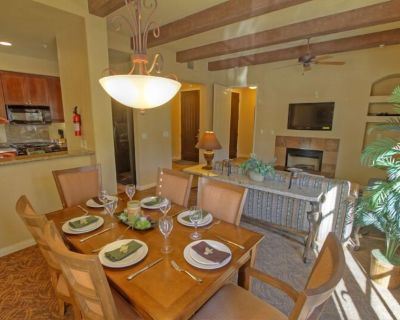 Downstairs 3 Bed Villa just steps from the Resort Style Pool LQ144 LIC#110298 - La Quinta