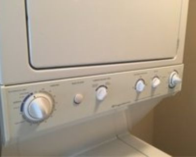 Frigidaire electric stacked washer/dryer