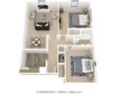 The Villas at Bryn Mawr Apartment Homes - 2 Bedroom