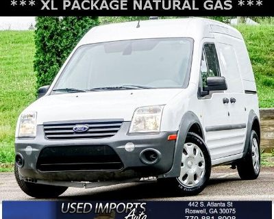"""2012 Ford Transit Connect 114.6"""" XL w/o side or rear door glass"""