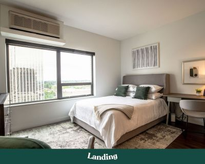 Landing | Modern Apartment with Amazing Amenities (ID533721) - Lloyd District