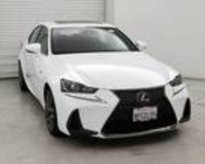 2020 Lexus IS 300 F-Sport