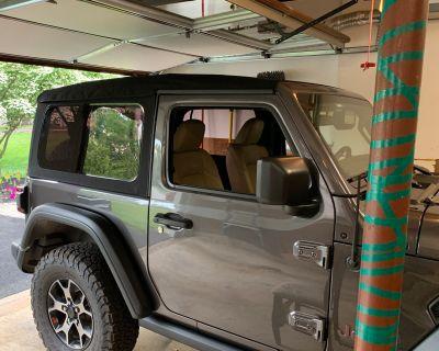 Pennsylvania - Premium Mopar Black JL (2 door) soft top $1250