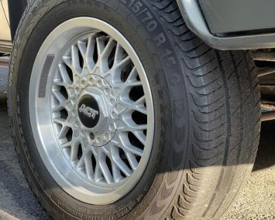 215/70 R15 Vanagon tires, almost new