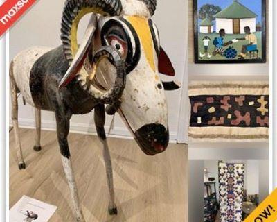 Washington Moving Online Auction - G Street Southwest
