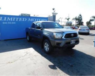 2015 Toyota Tacoma PreRunner Double Cab I4 RWD Automatic