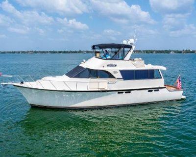 1990 Ocean Yachts Cockpit Motor Yacht
