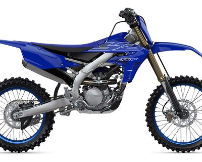 2022 Yamaha YZ250F Motocross Off Road Waynesburg, PA