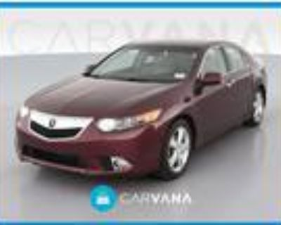 2011 Acura TSX Red, 64K miles