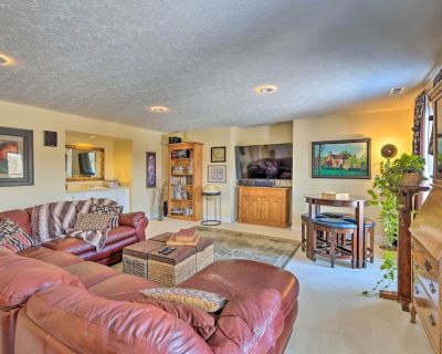 NEW! Louisville Apt w/ Patio, Fire Pit & Game Room - Crestwood