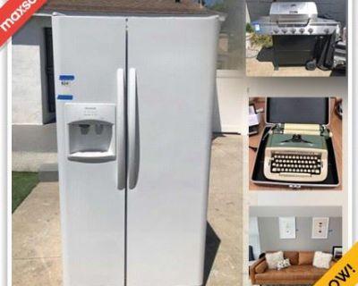 Los Angeles Moving Online Auction - S Van Ness Avenue