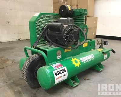 2014 (unverified) Jenny K15A-8P Electric Air Compressor