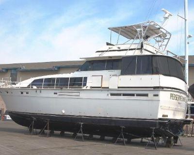 1975 Bertram 58 Motor Yacht