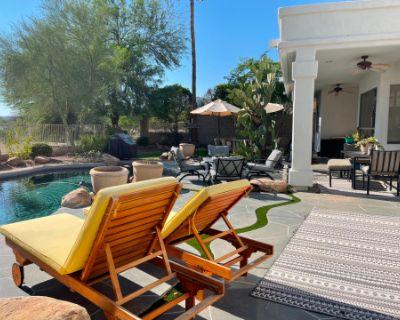 Foothills Earthy Home, Phoenix, AZ