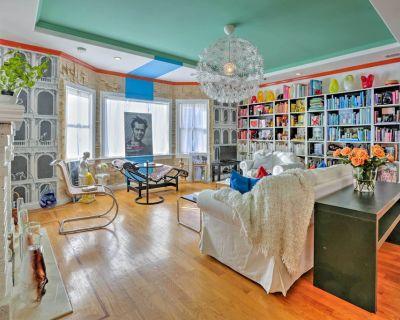 Stylish San Fran Home 1 Block to Golden Gate Park! - Outer Richmond