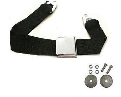 Rear Seat Belt, 2 Point, Porsche, 356, 911, 912