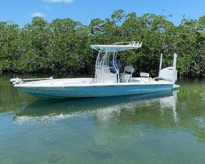 2018 Islamorada Boatworks Morada 24