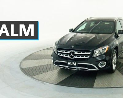 Pre-Owned 2018 Mercedes-Benz GLA GLA 250 FWD 4D Sport Utility