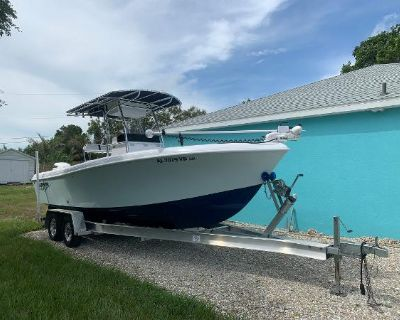 2019 Bluewater Sportfishing 23t