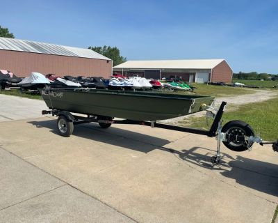 2021 Alumacraft JON1440 Boat Huron, OH