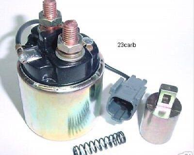 New Starter Solenoid For Maxima Infiniti I30 I35 1995-2004