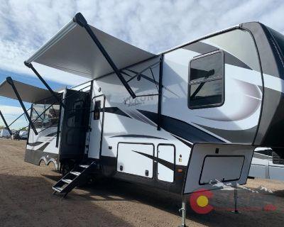 2022 Dutchmen Rv Yukon 320RL
