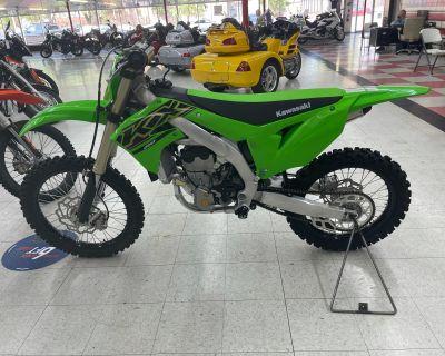 2021 Kawasaki KX 250 Motocross Off Road Colorado Springs, CO