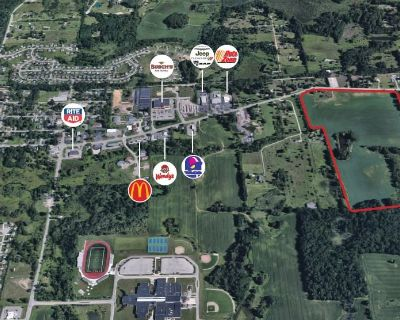 60 Acres Site Planned C-1 in Pinckney, MI- 20 Minutes From Ann Arbor