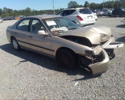 Salvage Gold 1994 Honda Accord