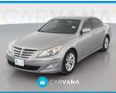 2013 Hyundai Genesis Gray, 77K miles