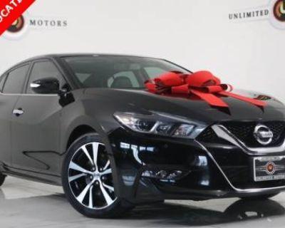 2018 Nissan Maxima 3.5 SV