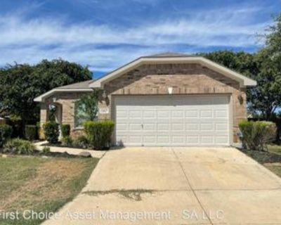 12027 Mill Love, San Antonio, TX 78254 3 Bedroom House