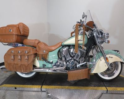 2020 Indian Chief Vintage ABS Cruiser Fort Worth, TX