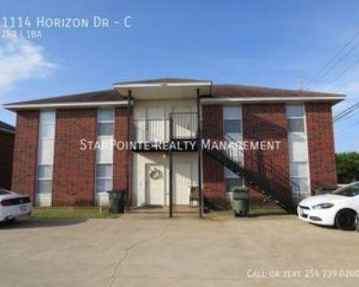 1114 Horizon Dr #C, Killeen, TX 76549 2 Bedroom Apartment