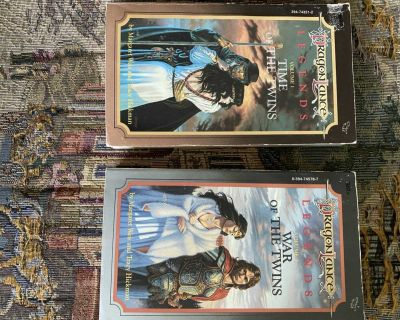 Dragon Lance: Legends Volume 1 and 2