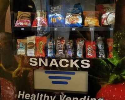 2017 Seaga HY900 Healthy You Combo Snack & Drink Healthy Vending Machines