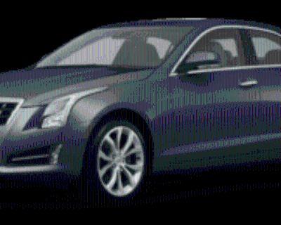 2013 Cadillac ATS Luxury