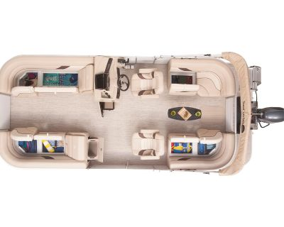 2021 SunCatcher Select 20RC Pontoon Boats Kenner, LA