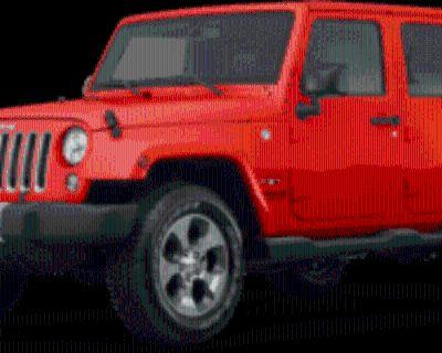 2018 Jeep Wrangler Unlimited Sahara (JK)