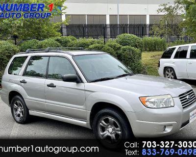 Used 2006 Subaru Forester 2.5X