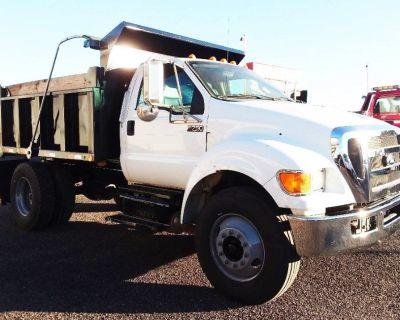 2012 Ford F750 *Dump Truck* 6-8 Yard* 23 K Miles