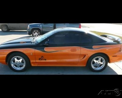 1995 Ford Mustang Cobra SVT Coupe