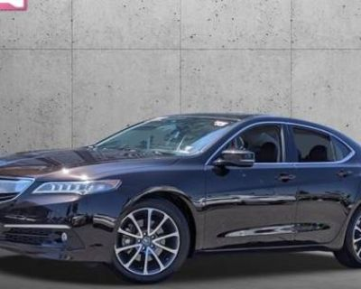 2015 Acura TLX Advance Package
