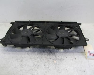 98 99 00 01 02 03 04 Seville Sts Radiator Cooling Fan Assembly With Shroud 2357