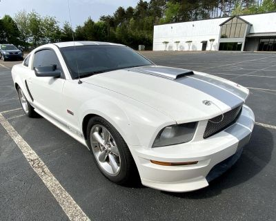 2007 Ford Mustang Shelby GT350 Cobra