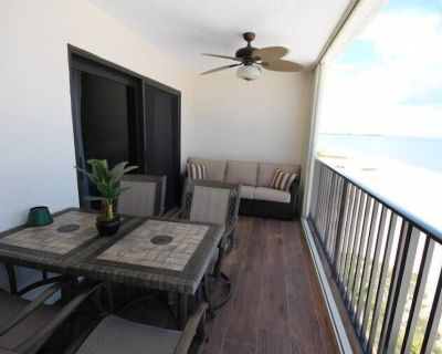 Beachfront Condo Close to Times Square - Pelican Watch #603 - Fort Myers Beach