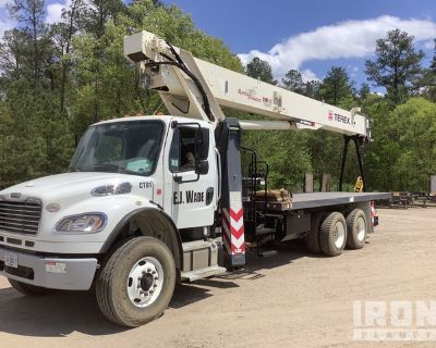 Terex BT28106 28 ton Straight Boom on 2016 Freightliner M2 106 T/A Truck