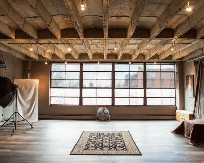 Stylish & Versatile Downtown Photo Studio, Denver, CO